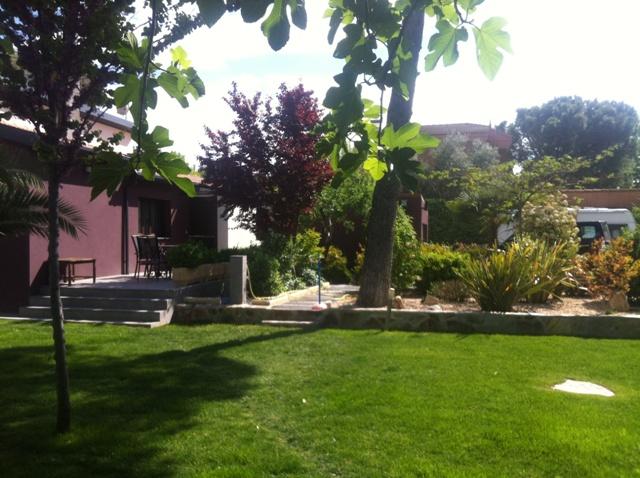 Mantenimiento de jardines en zaragoza soler y romero for Mantenimiento de jardines