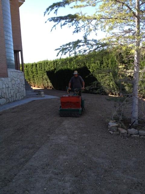 Construcci n de jardines en zaragoza soler y romero for Jardin zaragoza