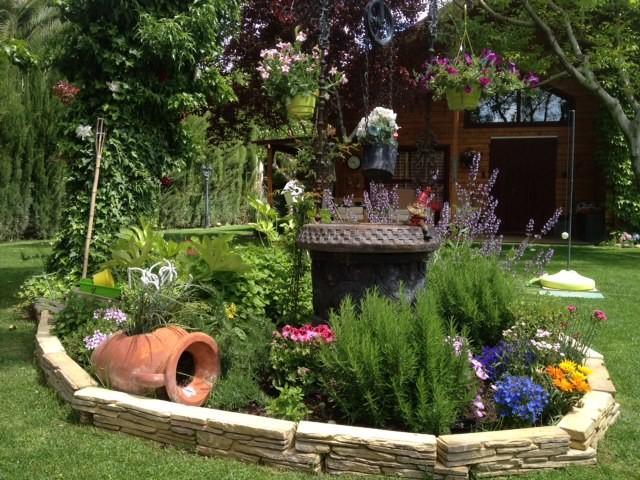 Jardineras en zaragoza soler y romero jardiner a - Imagenes de jardineras ...