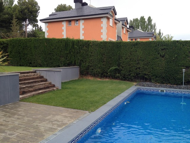 Piscinas zaragoza 05 soler y romero jardineria for Piscinas climatizadas zaragoza