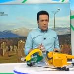 """Salimos en TVE1 """"Aquí La Tierra"""""""