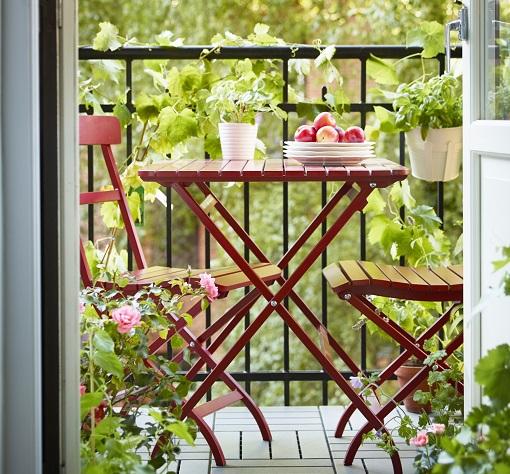 Puesta A Punto De Balcones Terrazas Y Jardines